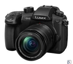 Panasonic Lumix DC-GH5 Kit 12-60mm leasen